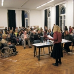 ACCESSIBILITY FOR PEOPLE WITH DISABILITIES