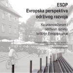 ESDP European Spatial Development Perspective